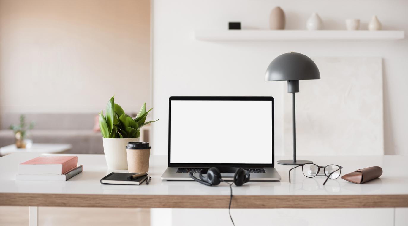 Le bureau à domicile optimal